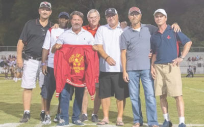 WAHS Honors Former Middleton State Champs