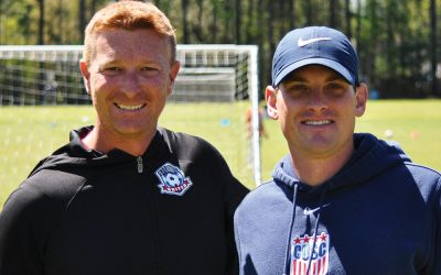 Local Soccer Club Honored