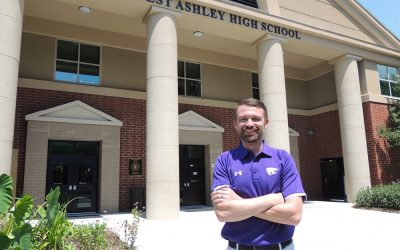 West Ashley High School's New Top Cat