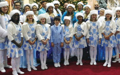 A 'Spectacular' Holiday Variety Show