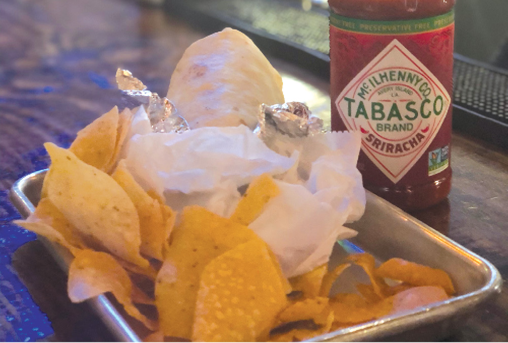 Vegging Out —Let's Talk Tacos