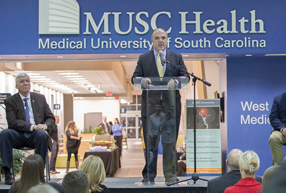 MUSC Immediately Making an Impact
