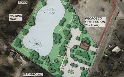 A Potential Park For Parsonage Road