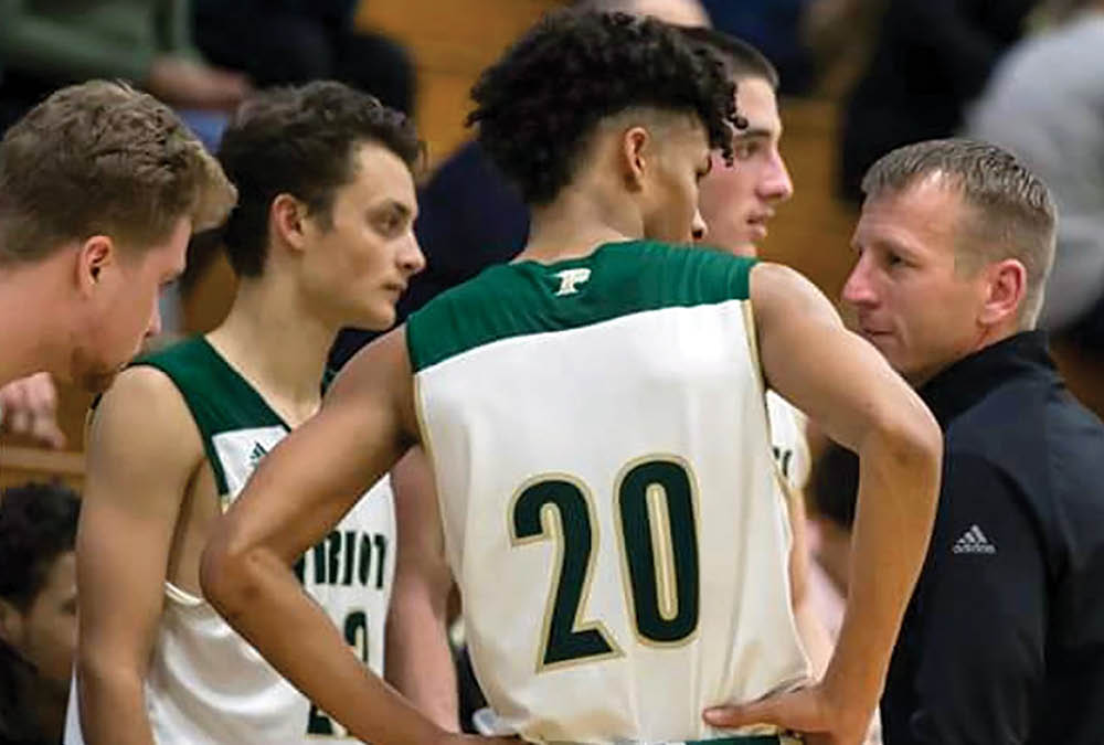 WAHS Welcomes New Men's Basketball Coach